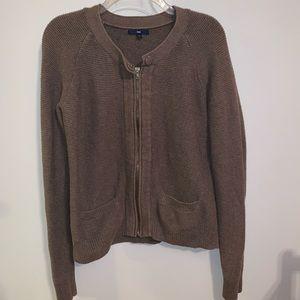 Gap slouchy cardigan sweater